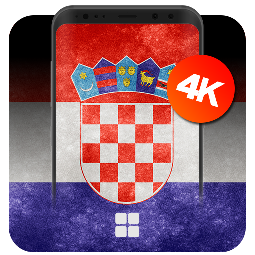 Android aplikacija Croatia Flag Wallpapers | UHD 4K Wallpapers na Android Srbija
