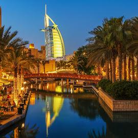 Madinat Jumeirah - Burj Al Arab by Abbas Mohammed - Buildings & Architecture Public & Historical ( arab, dubai, jumeirah, burj arab, burj al arab, hot, burj arb )