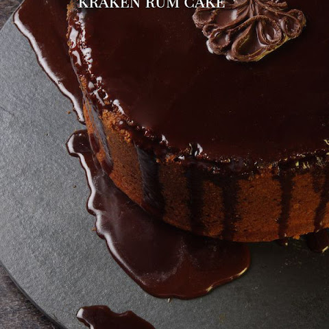 Kraken Rum Pirate Cake | Treasure Island