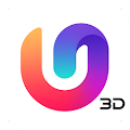 App U Launcher 3D – Live Wallpaper, Free Themes, Speed APK for Kindle