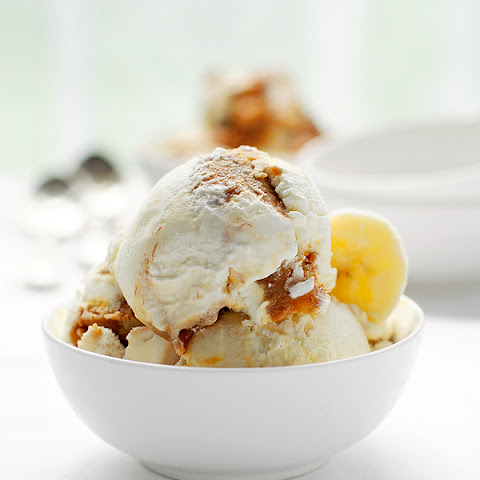 Bananas Foster Ice Cream