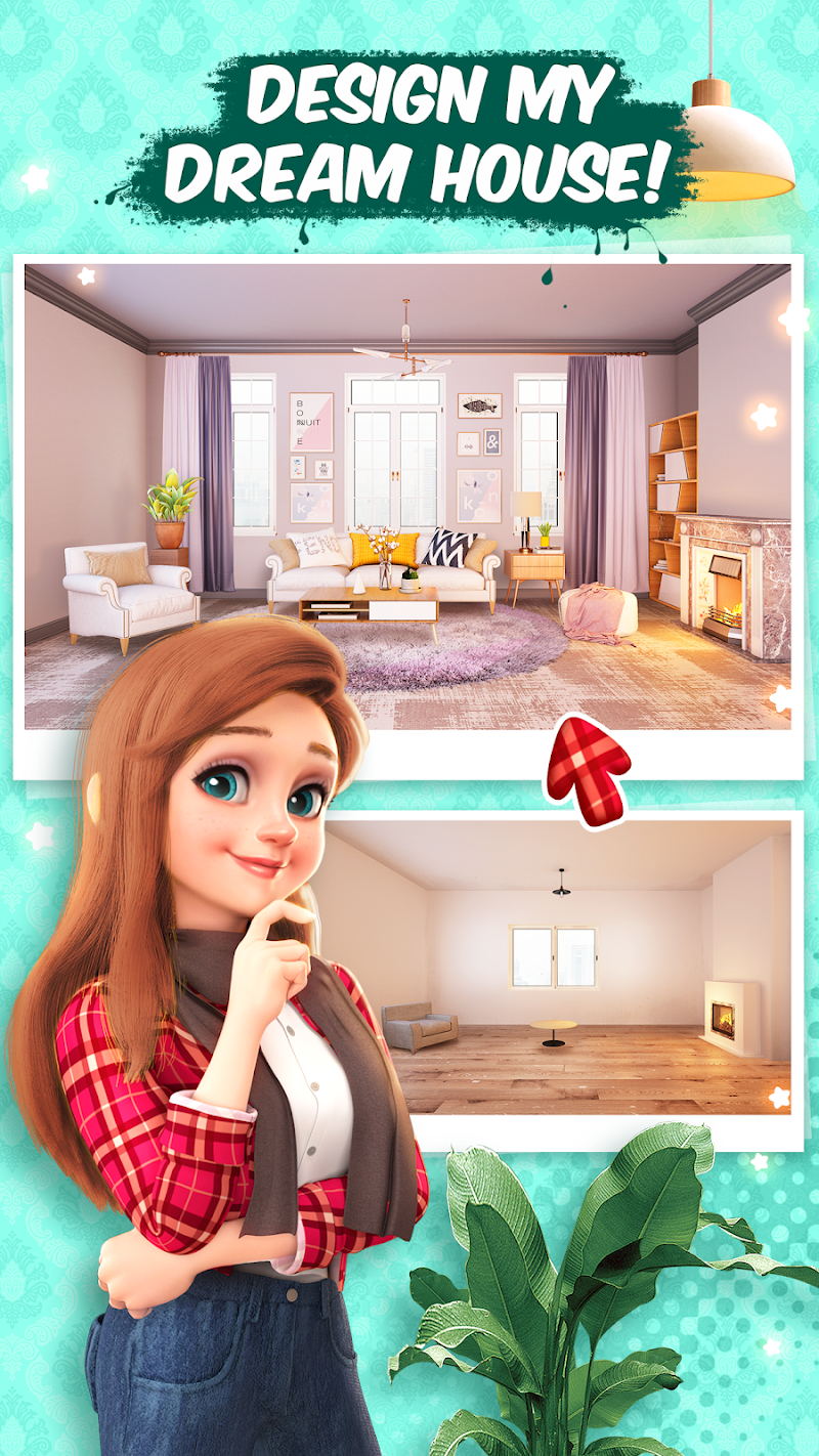 My Home - Design Dreams Screenshot 0