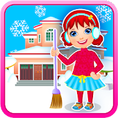 Download My Dream House Cleanup: Winter APK