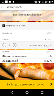 Pizza Kult - screenshot