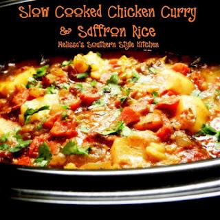 Saffron Chicken Curry Rice Recipes