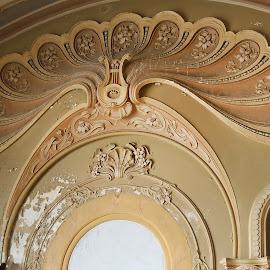 Art Nouveau Casino from 1910 by Joie Negru - Buildings & Architecture Architectural Detail ( casino constanta romania daniel renard 1910,  )