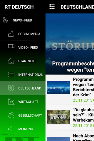 android RT-DEUTSCH Screenshot 3