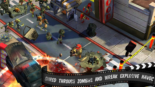 Zombiewood – Zombies in L.A! screenshot 15