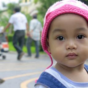 Beautiful Eyes by Ryan Alamanda - Babies & Children Child Portraits