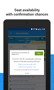 PNR Status & Indian Rail Info APK for Bluestacks