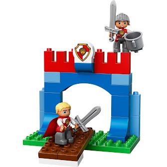Большой королевский замок