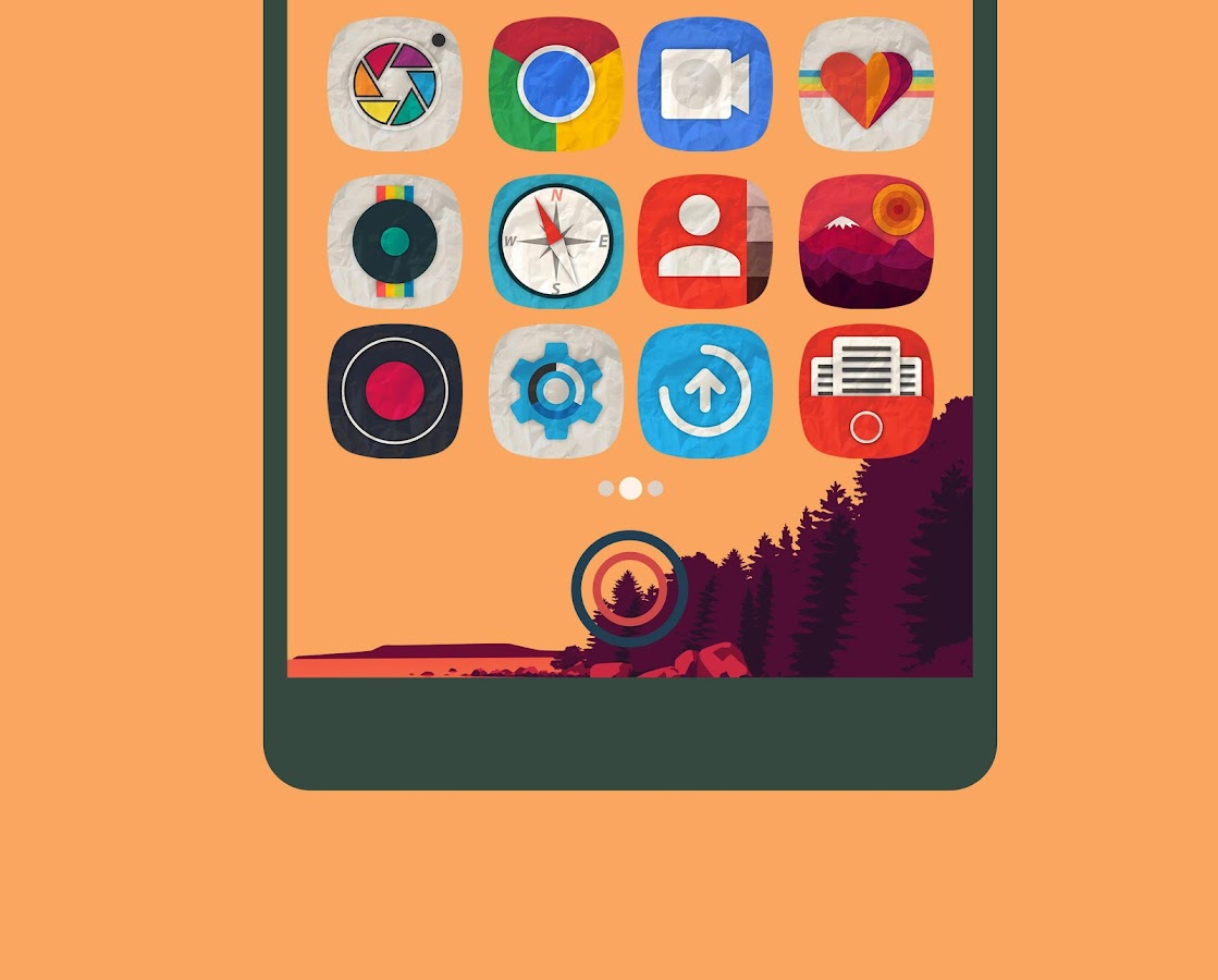 Rugos Premium - Icon Pack Screenshot 2