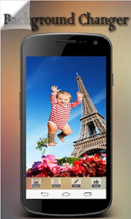 Photo Background Changer Free - screenshot