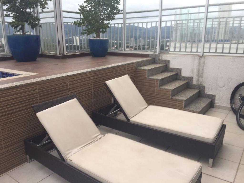 Apartamento Duplex de 3 dormitórios à venda em Vila Nova Socorro, Mogi Das Cruzes - SP