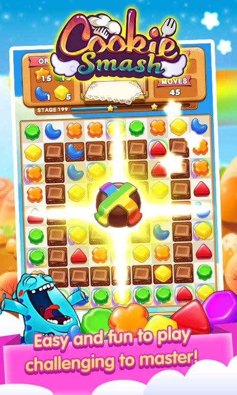 Cookie Smash Screenshot 2