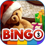 Bingo Xmas Holiday: Santa & Friends Icon