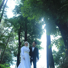 E&F by Alnia Furwani Maulina - Wedding Getting Ready