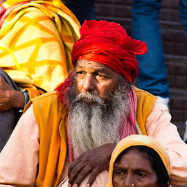 expectation by Prabhat Kumar - People Portraits of Men ( life, street, india, people, portrait,  )