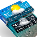 Weather & Clock Widget - Astro APK for Bluestacks