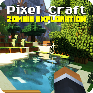 Pixel Craft: Zombie Exploration For PC