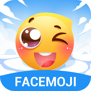Funny Drop Emoji Sticker
