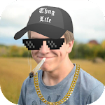 Thug Life Stickers - Pics Editor & Photo Maker 4.4.12