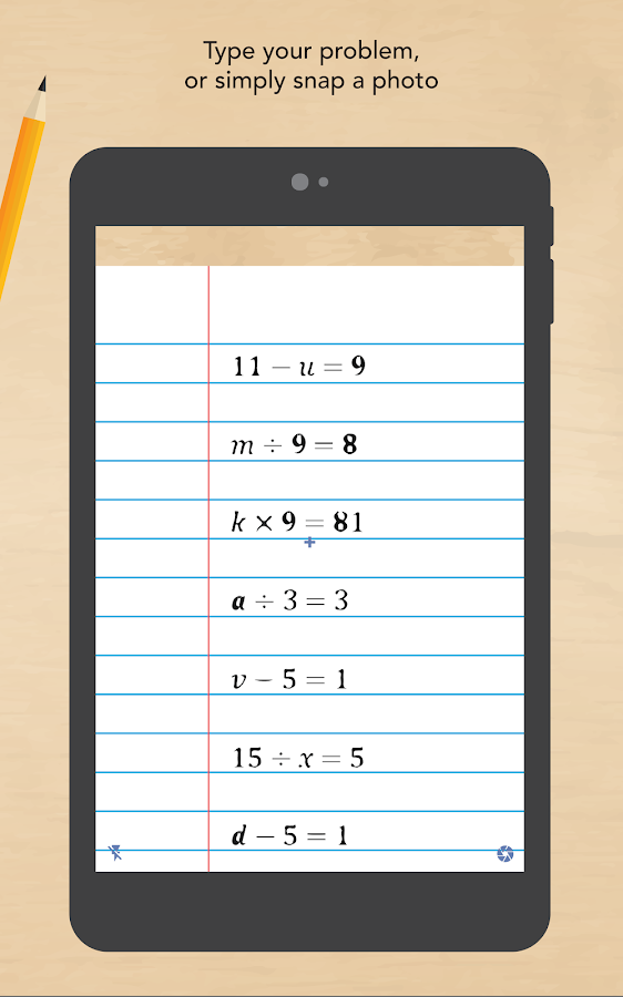 Mathway - Math Problem Solver Screenshot 9