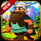 Nine Worlds - Viking Saga jump APK for iPhone
