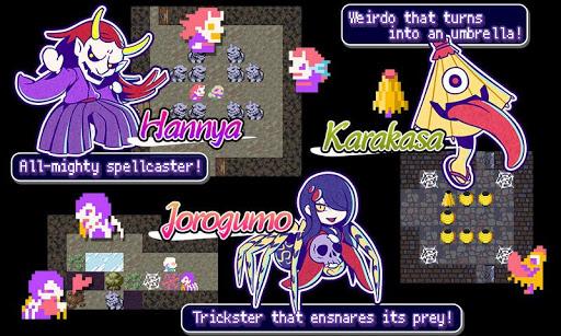 Yōdanji: The Roguelike For PC