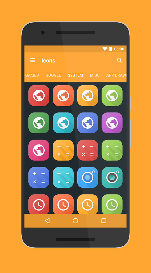 Toca UI - Icon Pack Screenshot 9
