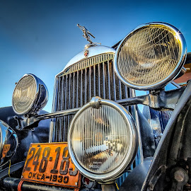 1930 Packard by Ron Meyers - Transportation Automobiles