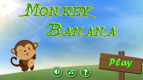 Monkey Banana - screenshot