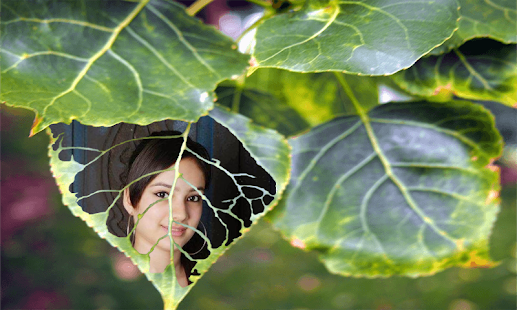 Leaf Photo Frames - screenshot