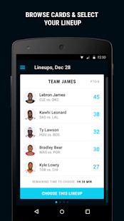 START Sports - Free Fantasy - screenshot