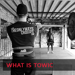 TOWIC Fitness programme