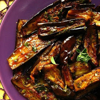 Healthy Eggplant Side Dish Recipes