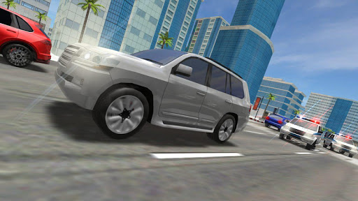 Luxury Cars SUV Traffic For PC