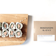 Monograph - Japanese supper club