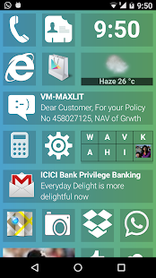 Home 10+ Launcher Screenshot