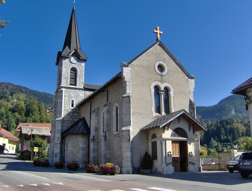 photo de St-Jean de Sixt - St-Jean-Baptiste