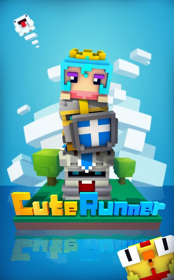 Cute Runner - Keep Rolling! (Unreleased) Screenshot 11