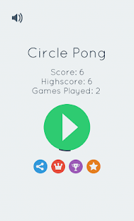 Play Pong-Circle Pong - screenshot