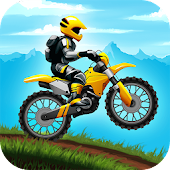 Fun Kid Racing - Motocross Icon