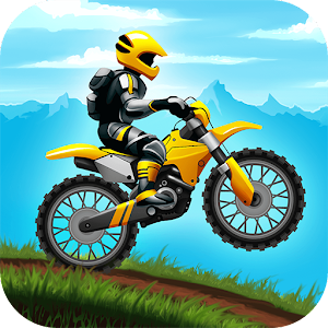 Cover art Fun Kid Racing - Motocross