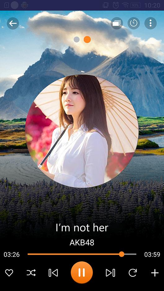 Music Player Pro Screenshot 10