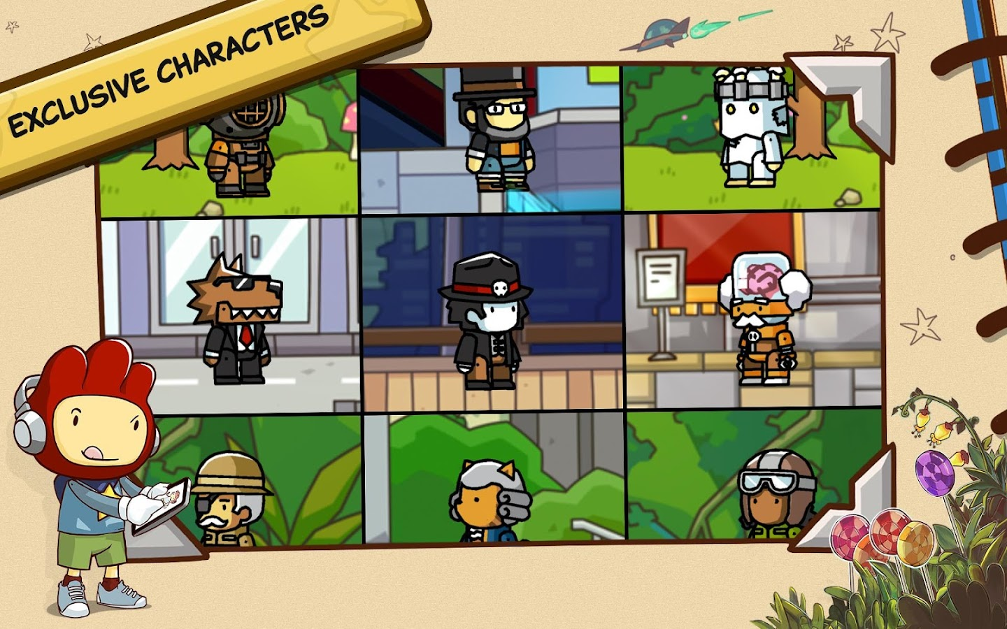 Scribblenauts Unlimited Screenshot 18
