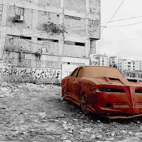 Beast by Fawad Hashmi - Transportation Automobiles (  )
