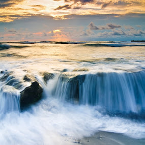 Motion at Mengening by Theyjun Photoworks - Landscapes Waterscapes