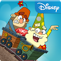 Game The 7D Mine Train APK for Kindle