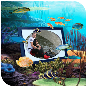 Aquarium Photo Frame for PC-Windows 7,8,10 and Mac